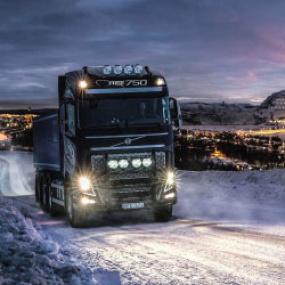 Volvo Trucks -huoltotarjoukset