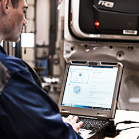 Käyttöauton tarjoukset kuorma-autoihin: Jäähdytysjärjestelmän tarkistus