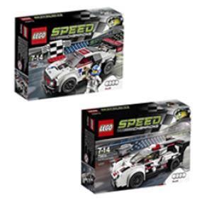 Audi Lego-paketti