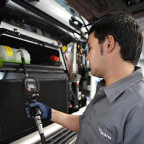 Käyttöauton tarjoukset kuorma-autoihin: Jäähdytysjärjestelmän puhdistus