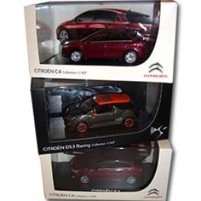 Citroën-pienoismalli