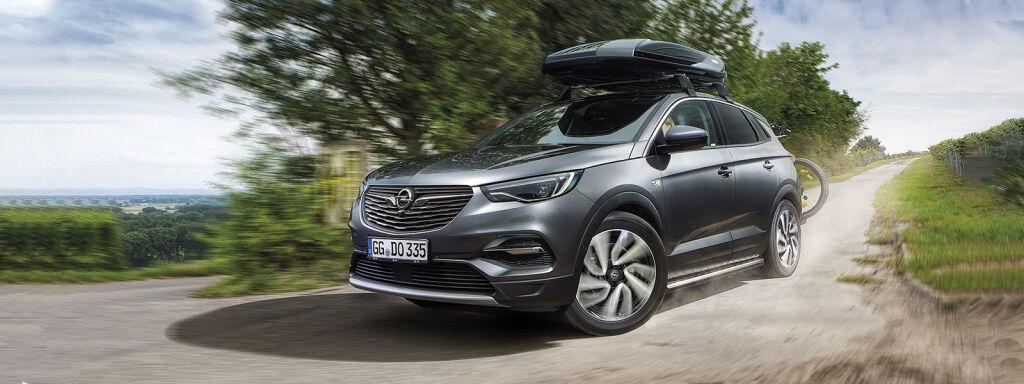 Uusi voimakas mallisto Opel Grandland X Power Edition