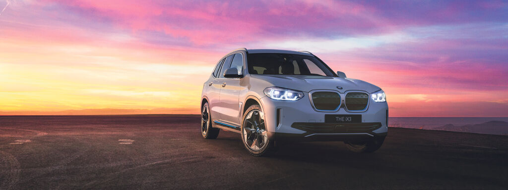 BMW Electrified Tour 2021
