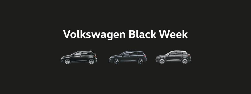 VolkswagenBlack Week
