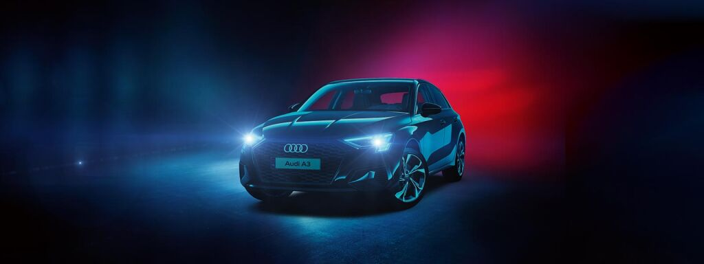 Audi A3 Black Friday