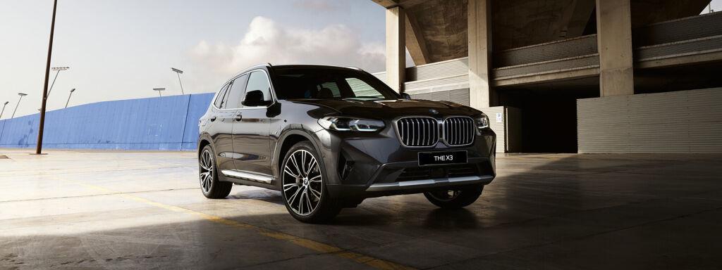 Uusi BMW X3 nyt ennakkotilattavissa Käyttöautosta