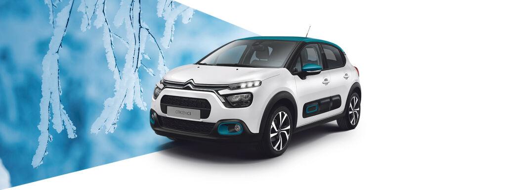 Nya Citroën C3 & Winter Comfort