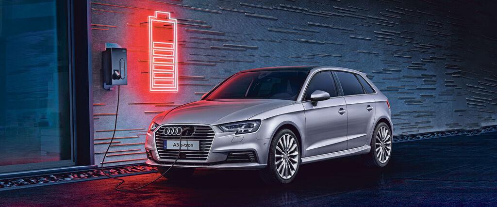 Audi A3 Sportback 40 e-tron Plug-in hybrid