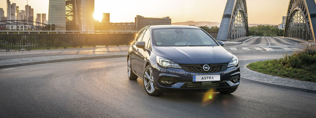 Opel Astra Automatic Edition