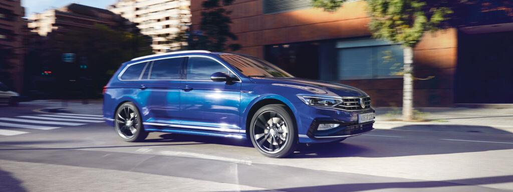 Uusi Volkswagen Passat Business -mallisto