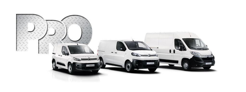 Citroën hyötyajoneuvot