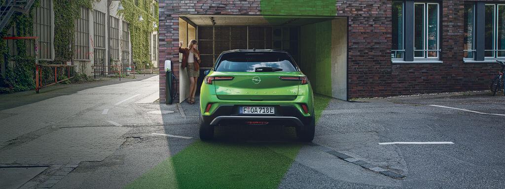 Uusi Opel Mokka-e