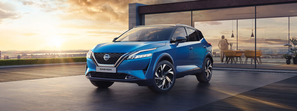 Helt nya Nissan Qashqai