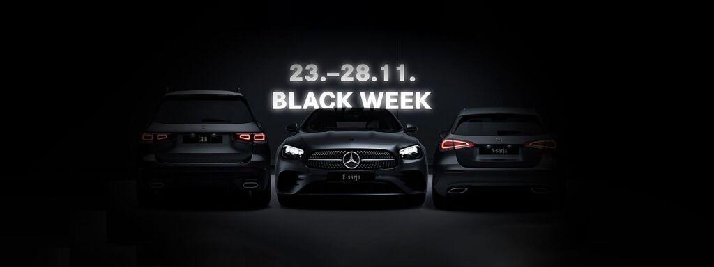 Mercedes-Benz Black Week