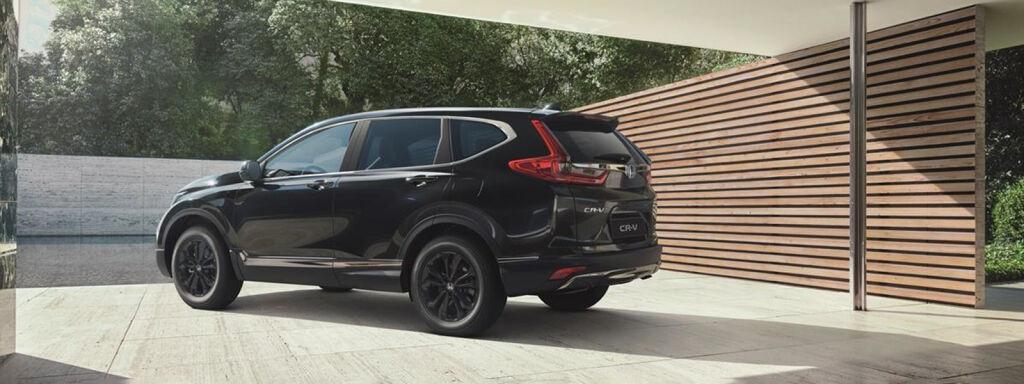 Nu i förhandsförsäljning Honda CR-V e:HEV Black Edition
