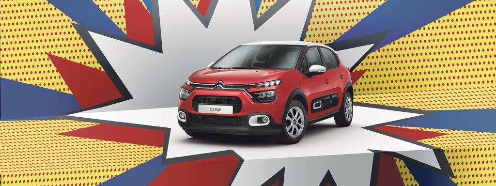 Citroën C3 POP