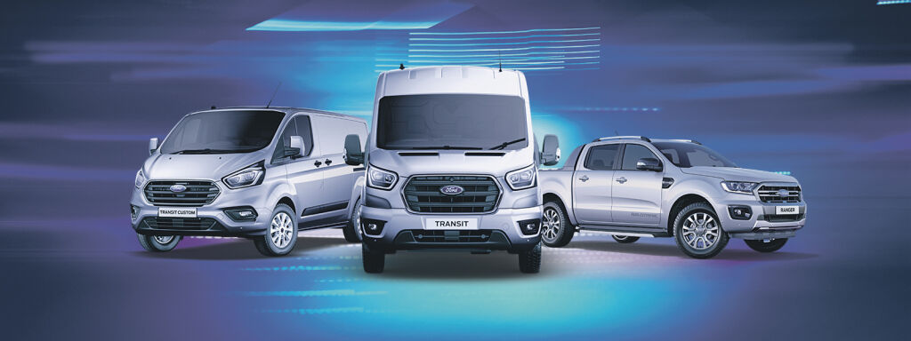Ford-paketbilar