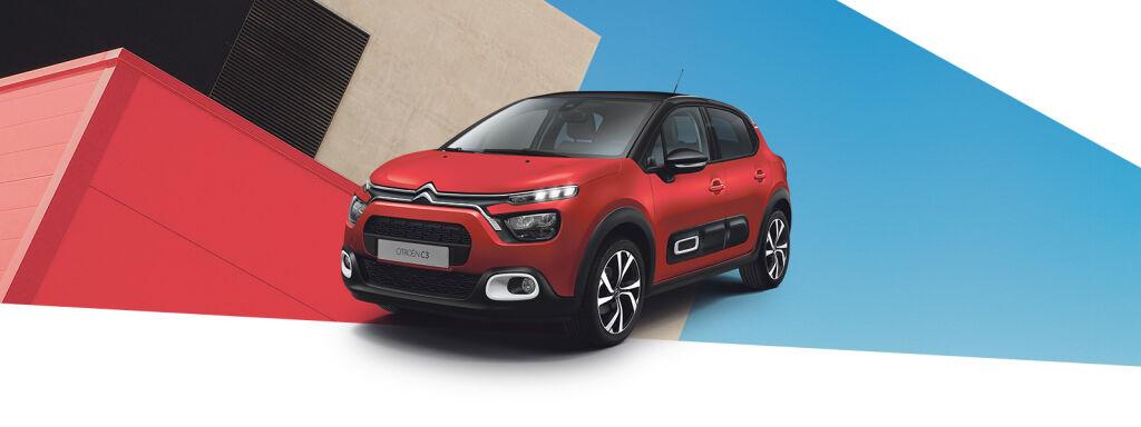 Ensiesittelyssä täysin uusi Citroën C3