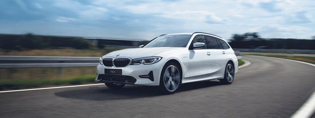 BMW 3-SERIE - Körglädje från Käyttöauto