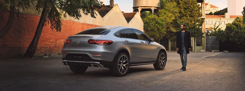 Mercedes-Benz GLC och GLC Coupé