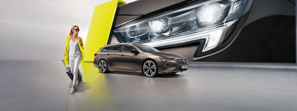 Uusi Opel Insignia
