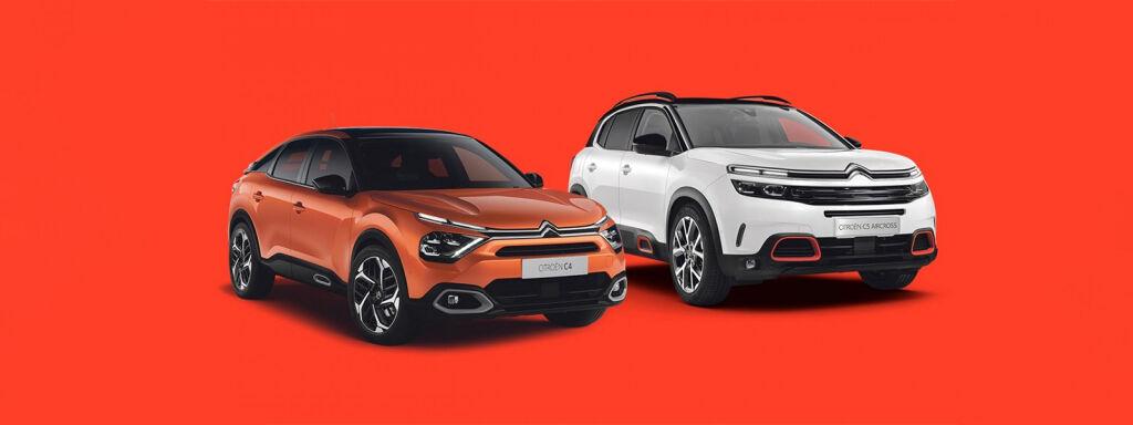 Citroën Comfort Selection -mallisto.
