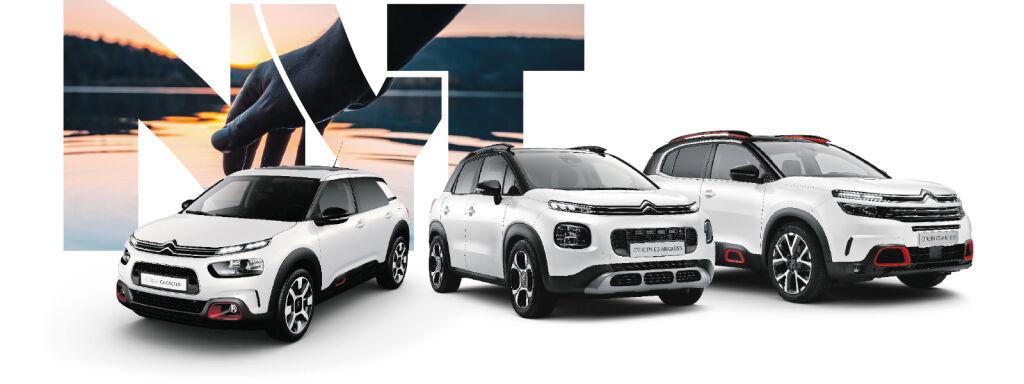 Huoleton kesäkampanja koko Citroën-mallistoon