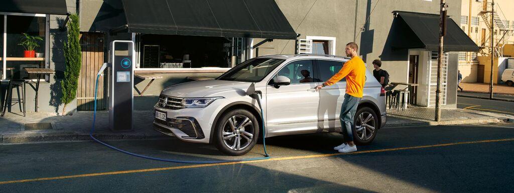 Uusi VolkswagenTiguan