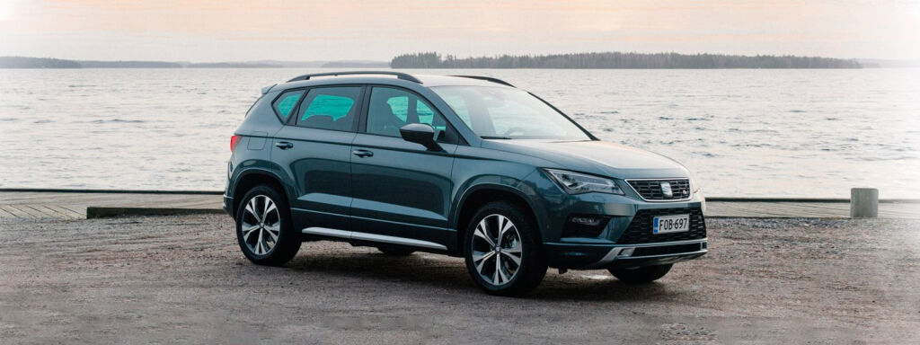 SEAT Ateca Business
