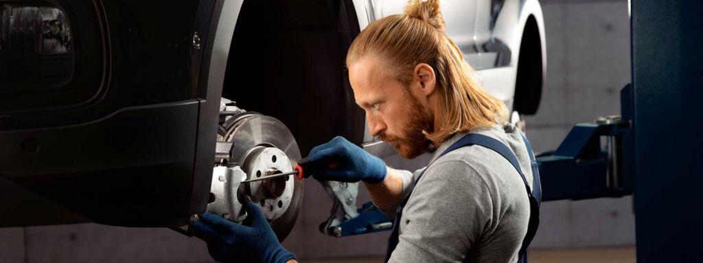 Edullinen Volkswagen Economy -huolto
