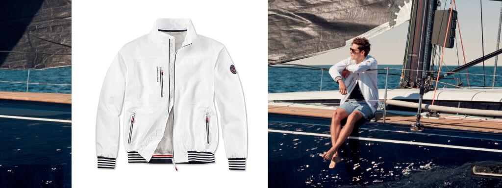 Junierbjudande: BMW Yachtsport Jacket 167 €
