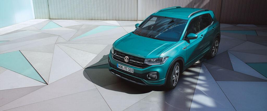 Volkswagen T-Cross Sport