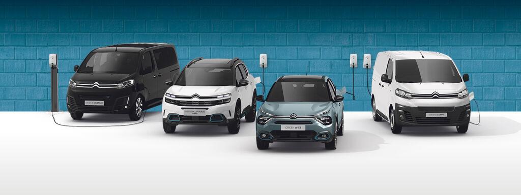 Citroën ë-Pop Up Tour liikkeissämme 26.-29.10.!