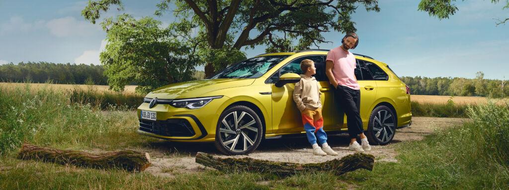 Volkswagen Huuhkajat -kampanjamallisto