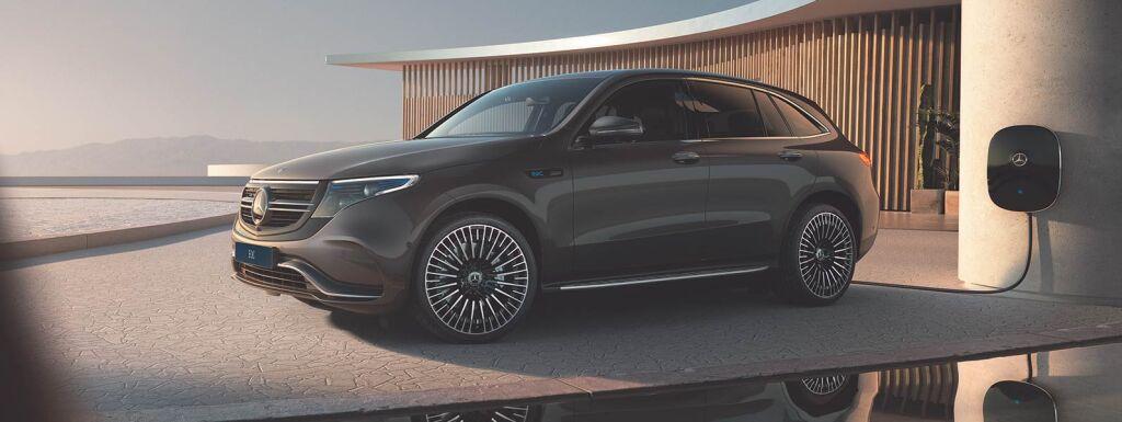 Nya Mercedes-Benz EQC