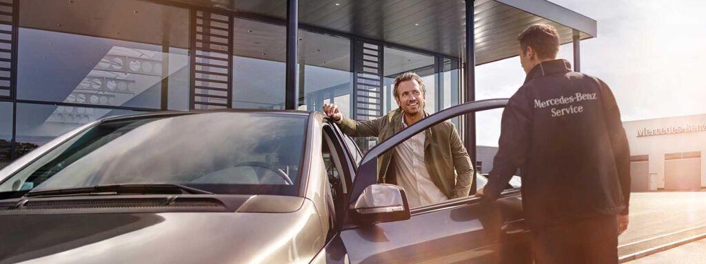 Mercedes-Benz reservdelar och tillbehör