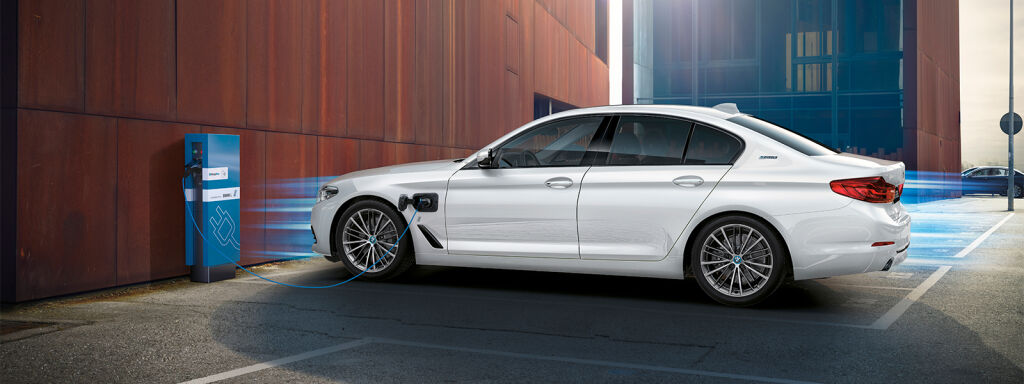 BMW 530e CHARGED EDITION
