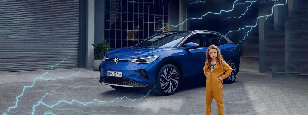 Volkswagen sähköautoja heti ajoon