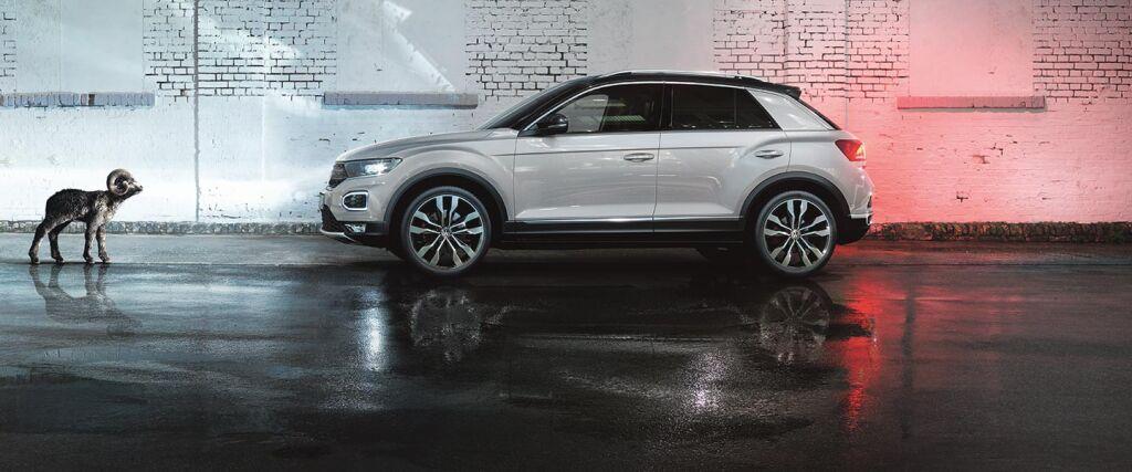 Volkswagen T-Roc Käyttöauto Edition nyt myynnissä