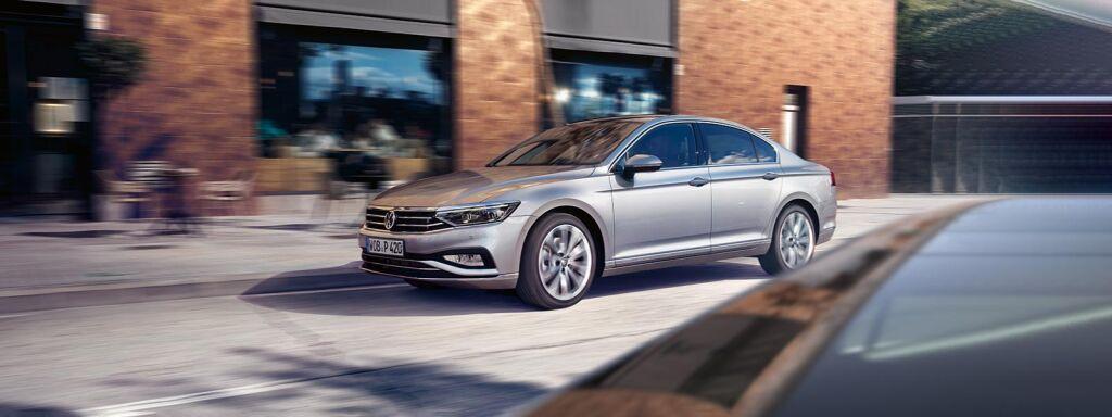 Volkswagen Passatdiesel erikoishintaan 36 900 €