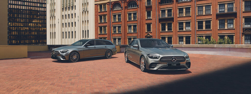Mercedes-Benz E-sarjan ladattava hybridi