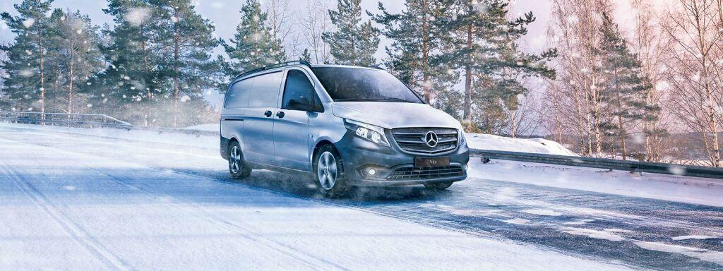 Mercedes-Benz Vito 4MATIC Edition
