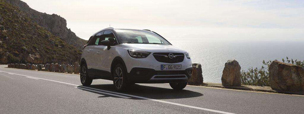 Opel Crossland X City Edition 130 A