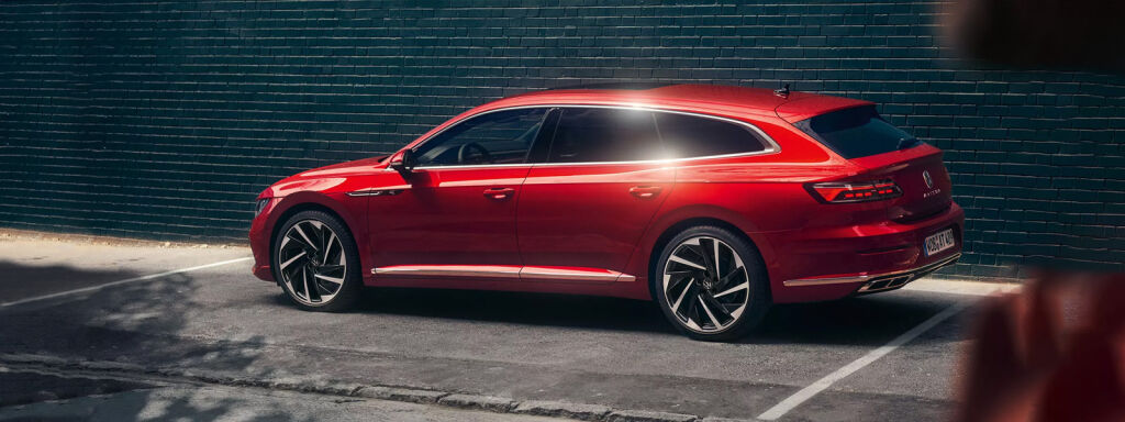 Täysin uusi Volkswagen Arteon Shooting Break
