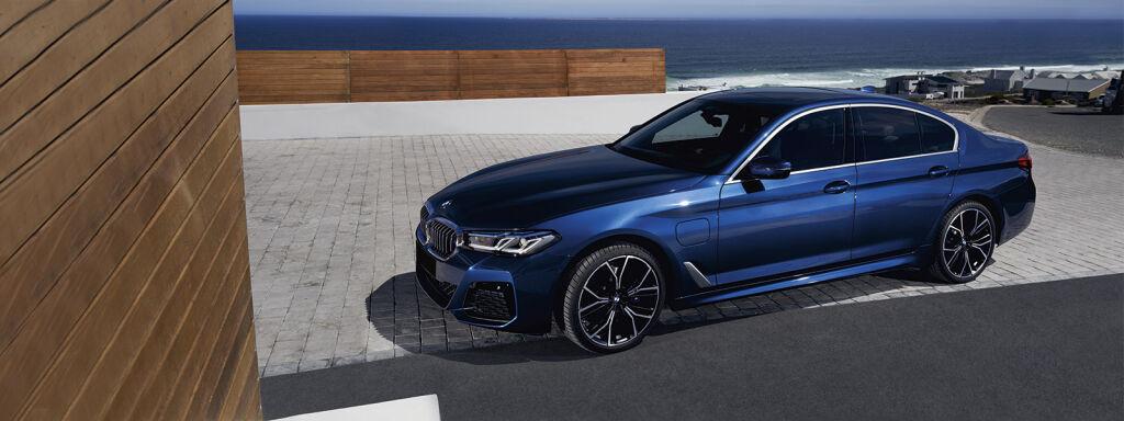 Upea BMW ladattavien hybridien mallisto