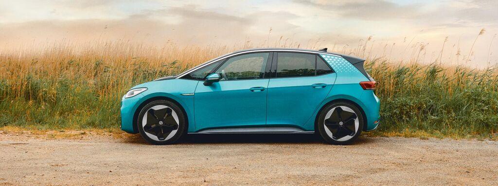 Täyssähköauto Volkswagen ID.3