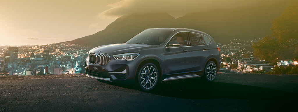 Täysin uusi BMW X1 Plug-In Hybrid