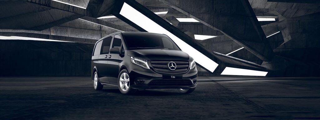 Mercedes-Benz Vito 4MATIC Black Series