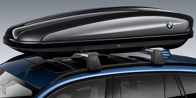 BMW Roof box 420 black, hinta 795 €
