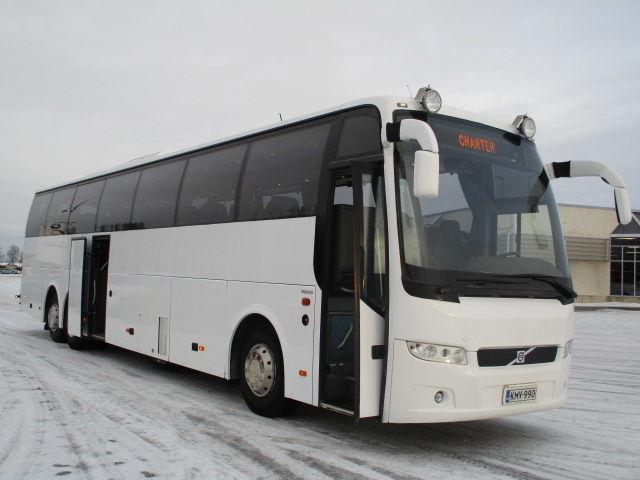 VOLVO B12M 6X2 / 9700 H